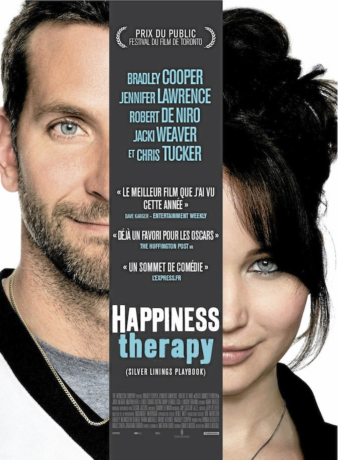 Happiness Therapy de David O. Russell