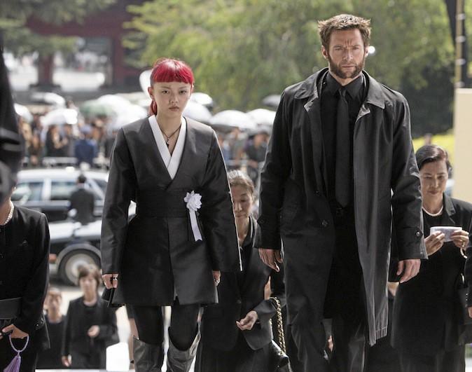 Wolverine : le combat de l'immortel de James Mangold avec Hugh Jackman et Tao Okamoto (2 h 08)