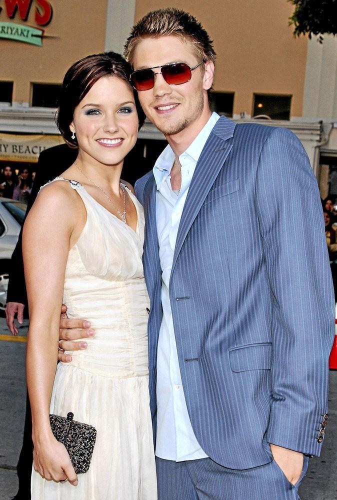 Mariage de Chad Micheal Murray et Sophia Bush : 5 mois