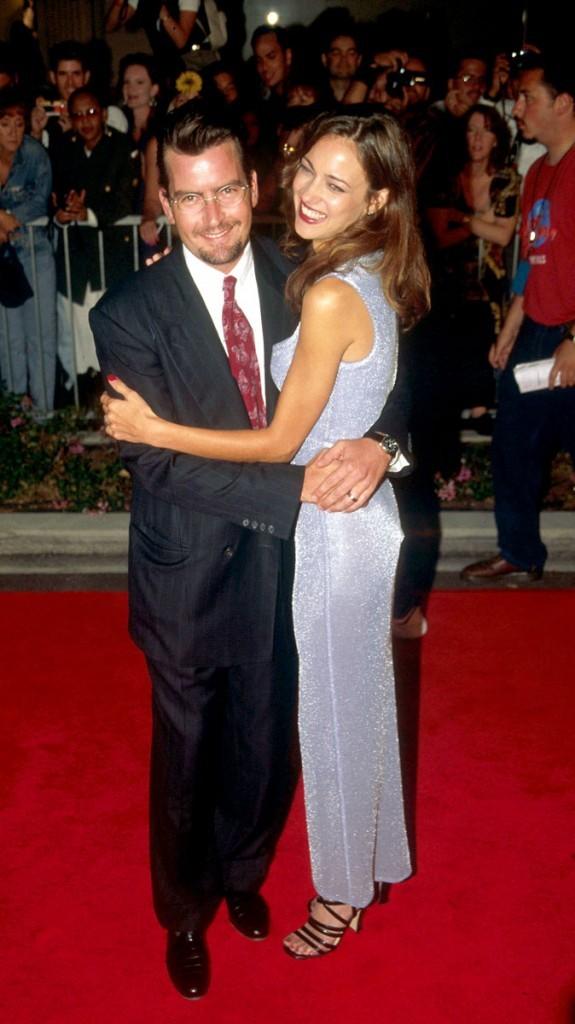 Mariage de Charlie Sheen et Donna Peele : 4 mois