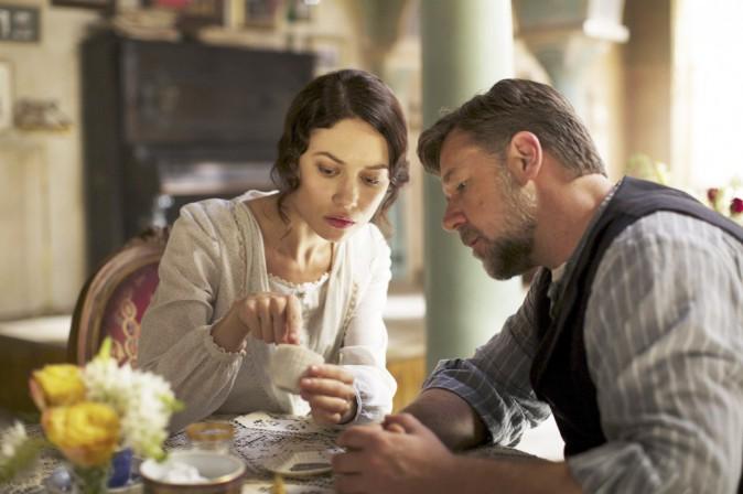 Ciné : Les Promesses d'une vie, de et avec Russell Crowe et aussi Olga Kurylenko (1h51). Un speed dating ?