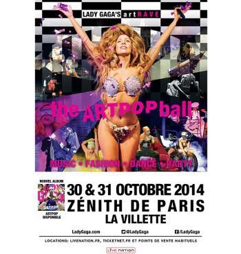 Applaudir Lady Gaga - Concert