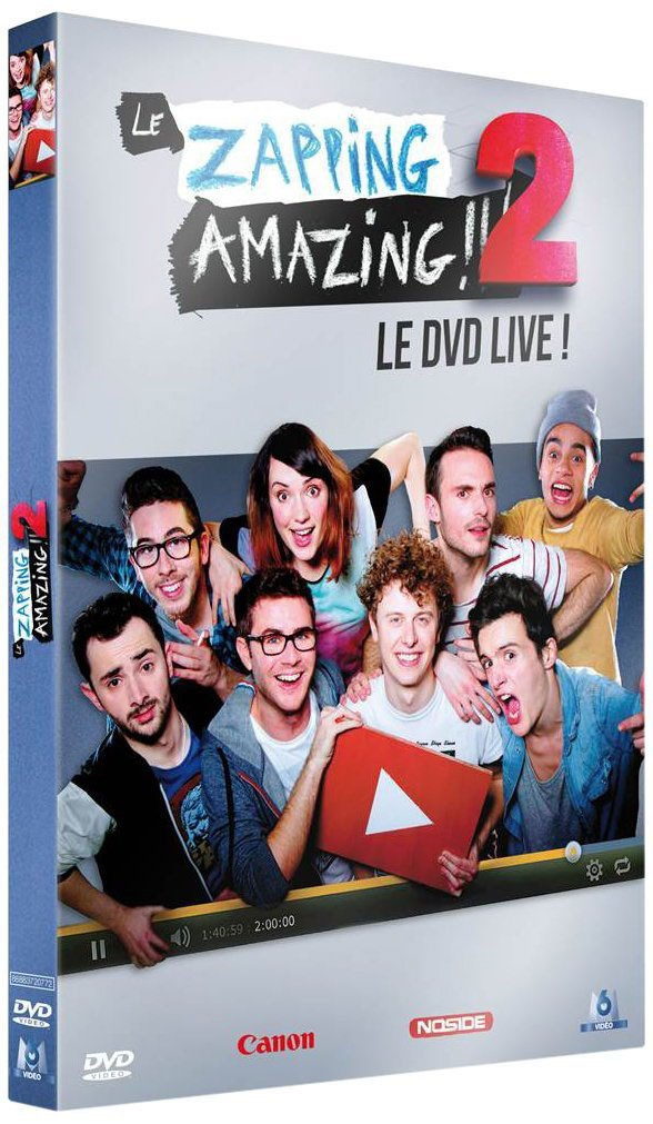 Zapping Amazing 2
