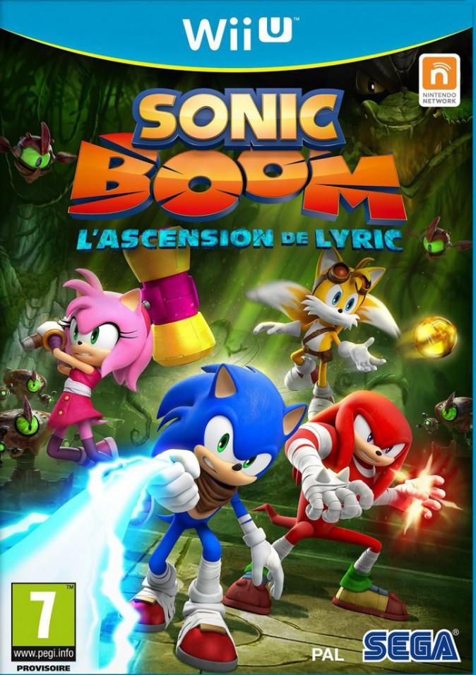 Sonic Boom – L'Ascension de Lyric, Wii U. 37,42 €.