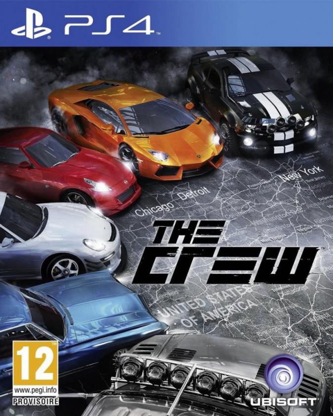 he Crew, Ubisoft. Dès 44,90 €.