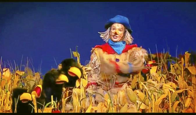 Le Magicien d'Oz, au Palais des Congrès, jusqu'au 28 décembre. Dès 25 € sur fnacspectacles.com.