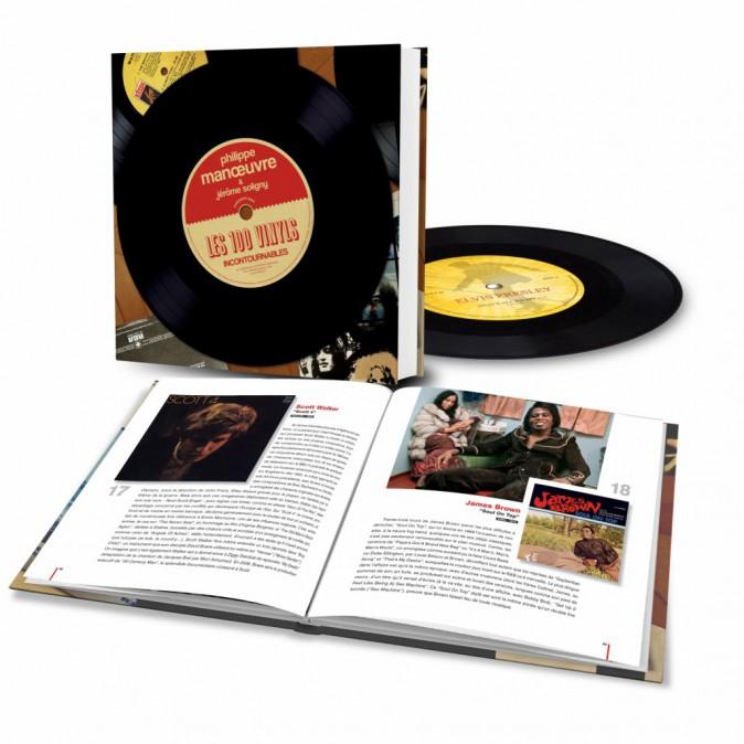 Les 100 Vinyles incontournables, Philippe Manœuvre & Jérôme Soligny. 19,99 €.