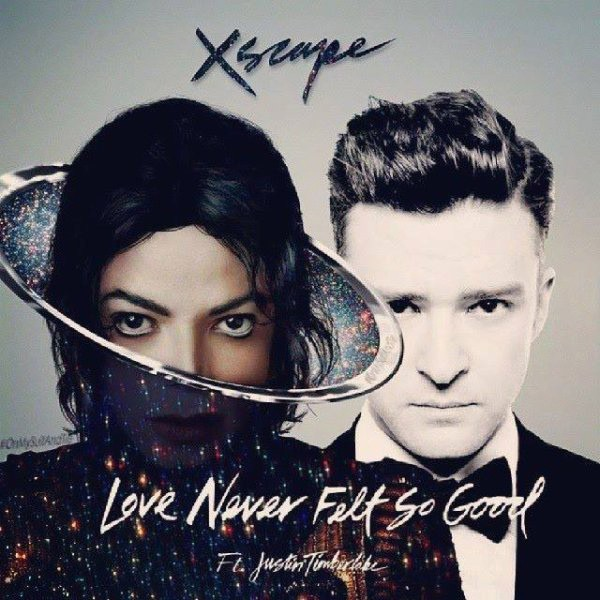 Love Never Felt So Good,Michael Jackson et Justin Timberlake.