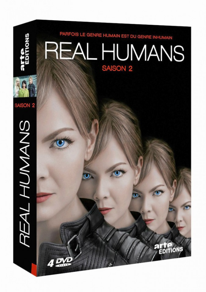 Real Humans saison 2 Arte Éditions. 34,99 €