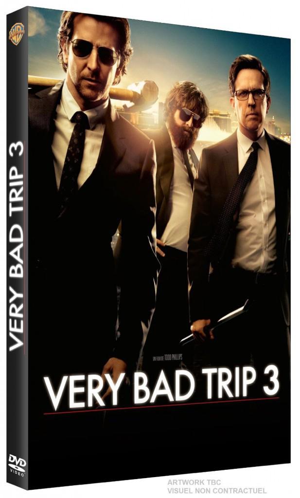 DVD Very Bad Trip 3