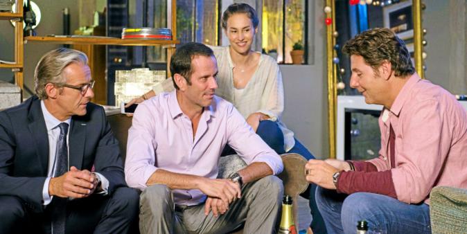 Le Jeu de la vérité de François Desagnat, avec Philippe Lellouche, David Bécourt, Christina Vadim et Vanessa Demouy (1h35)