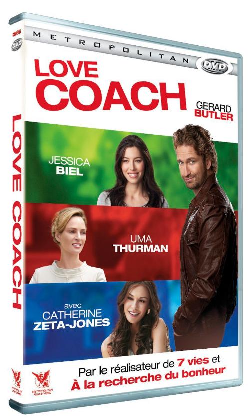 Love Coach de Gabriele Muccino, Metropolitan. 19,99 €.