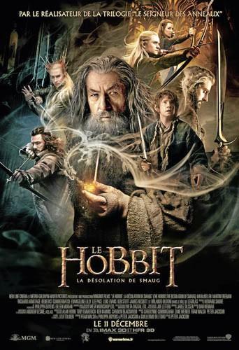 Sorties ciné : Le Hobbit, la Désolation de Smaug !