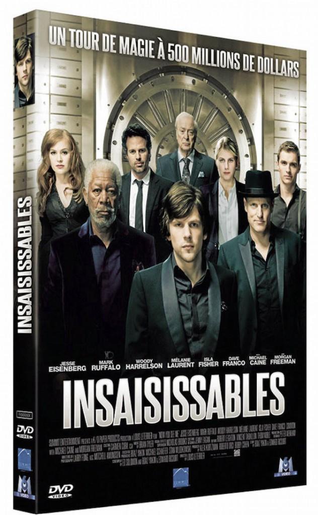 Sorties DVD : Insaisissables !
