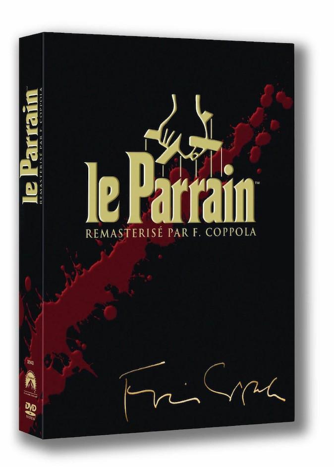 Sorties DVD : Le Parrain !