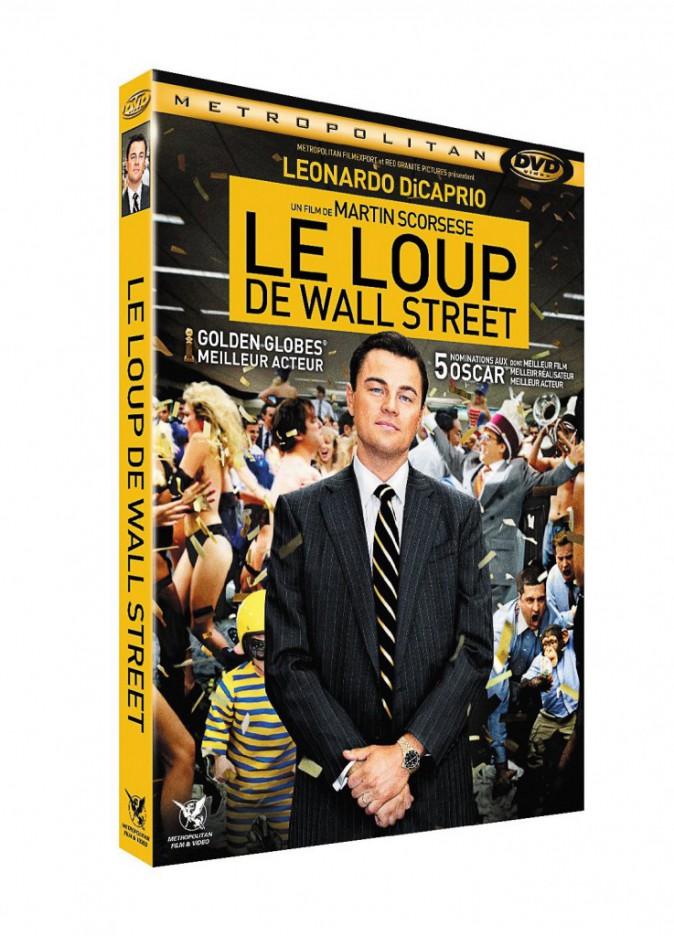 Le Loup de Wall Street de Martin Scorsese, Metropolitan. 19,99 €.