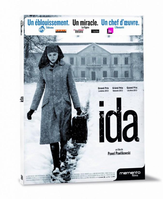 Ida de Pawel Pawlikowski, Memento Films. 19,99 €.