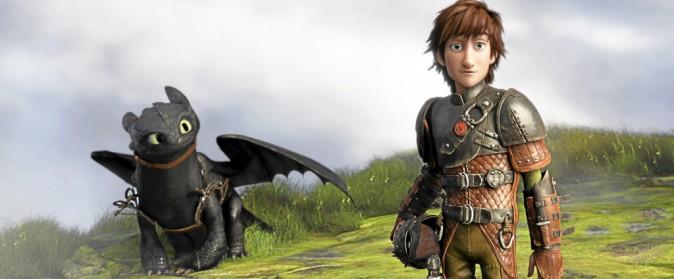 Dragons 2 de Dean DeBlois avec les voix de Cate Blanchett et Gerard Butler (1h42)