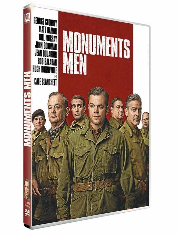 Monuments Men Fox. 19,99 €.