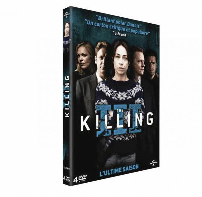 The Killing saison 3 Universal. 24,99€.