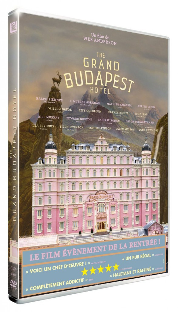 The Grand Budapest Hotel Fox, 19,99 €.