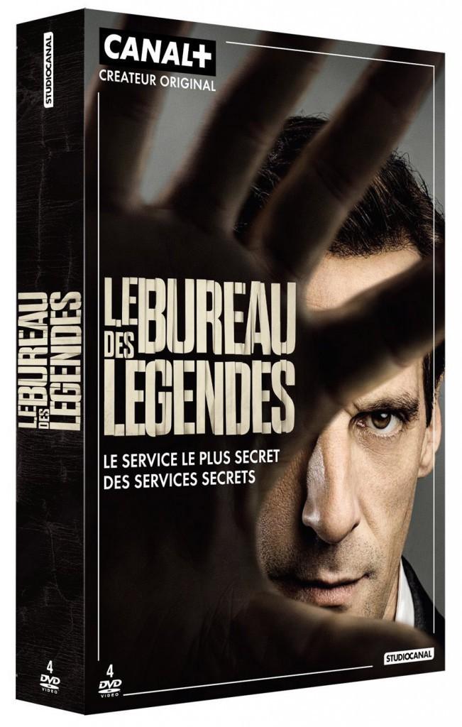 Le Bureau des légendes, d'Éric Rochant, Studiocanal. 29,99 €.