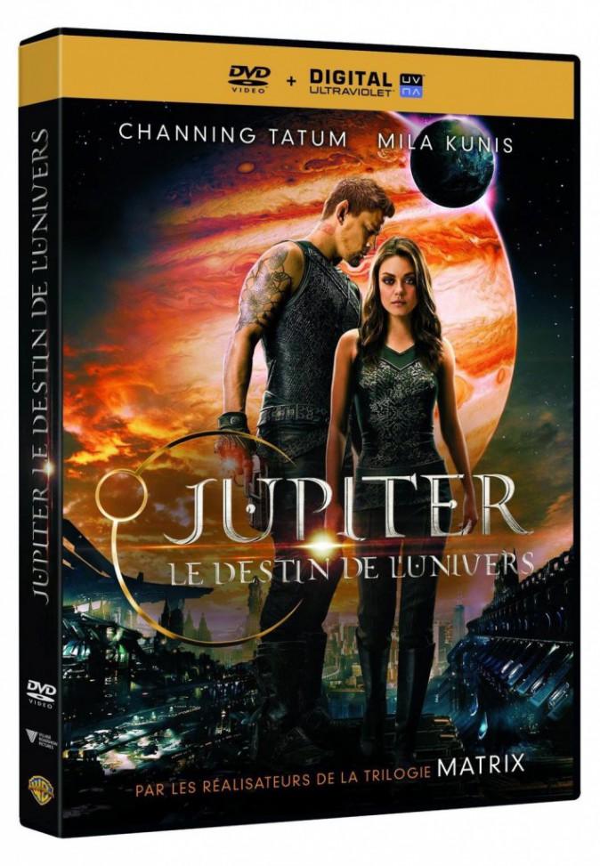 Jupiter, le Destin de l'univers, d'Andy et Lana Wachowski, Warner. 19,99 €.