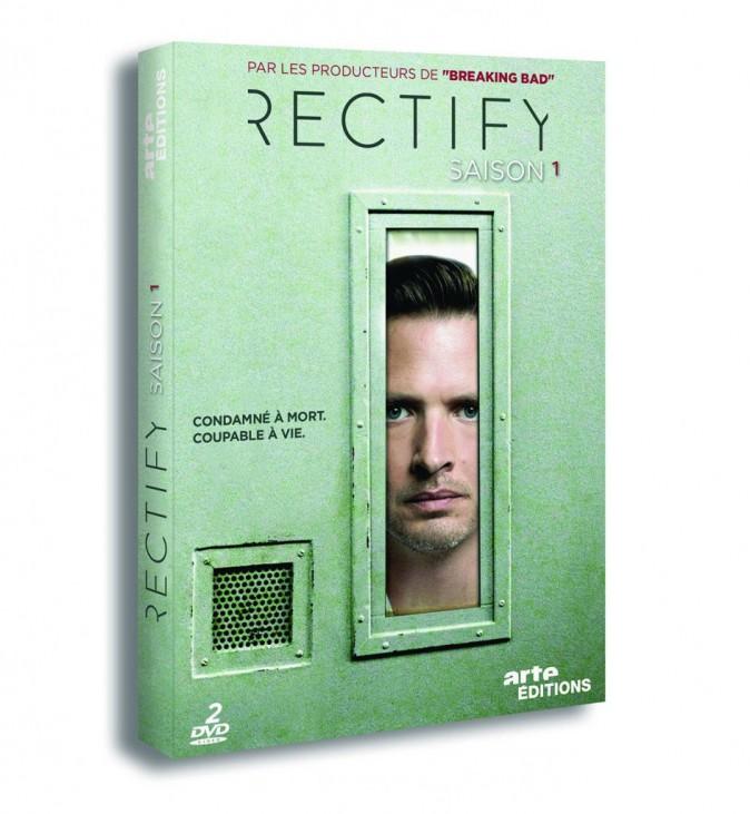Série : Rectify, Arte vidéo. 29,99€.