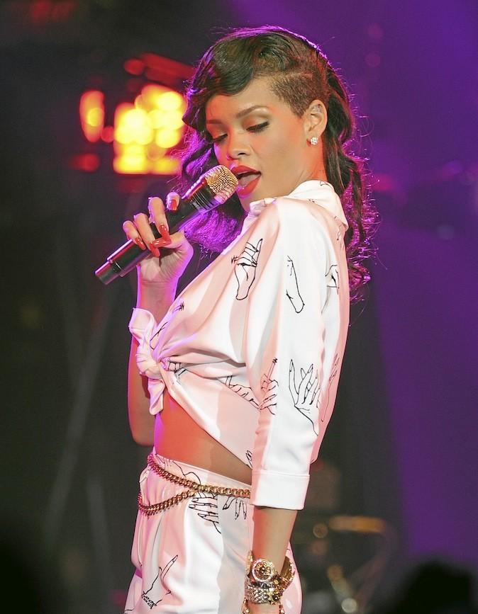 Rihanna au Stade de France le 8 juin. Mais aussi le 2 juin à Montpellier et le 3 juin à Lyon