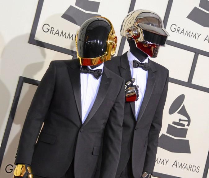 Les Daft Punk comme on les connait aujourd'hui
