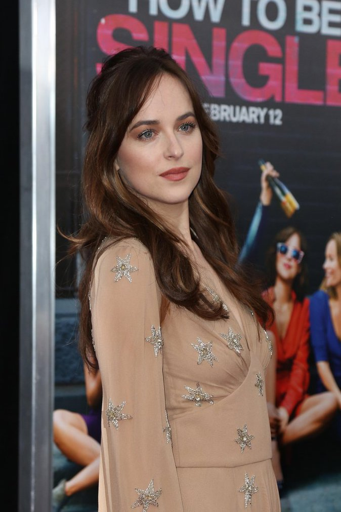 Dakota Johnson, éblouissante sur tapis rouge