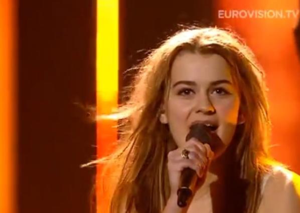 Emmelie de Forest remporte l'Eurovision 2013