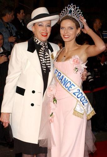 Sylvie Tellier, Miss France 2002 élue le 8 décembre 2001