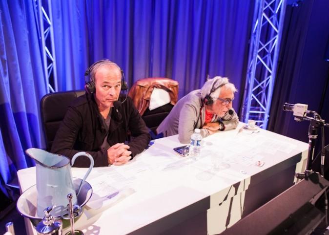 Gérard Darmon et Laurent Baffie jouent les animateurs radio !