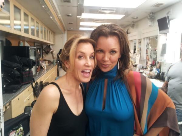 Felicity et Vanessa