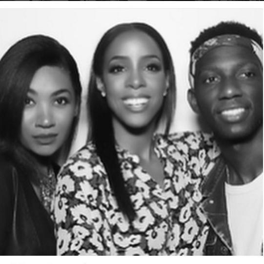 Kelly Rowland a profité de son anniversaire pour s'éclater avec ses amis