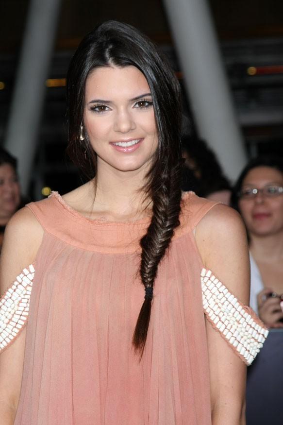 Kendall Jenner, vous lui donnez 16 ans ?