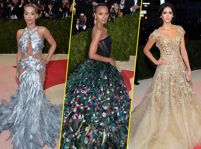 Rita Ora, Zoé Saldana, Nina Dobrev : les robes les plus époustouflantes de la soirée !