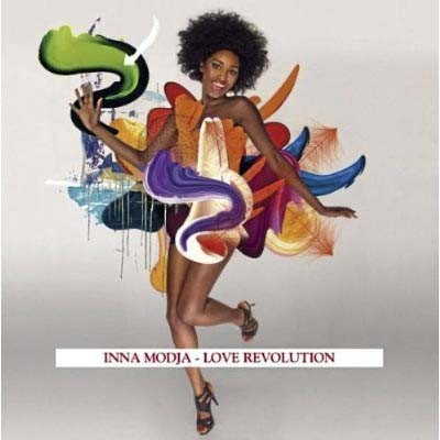 Inna Modja Love Revolution,Warner.14 €.