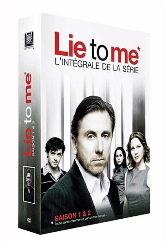 Le DVD de la semaine : Lie to Me, l'intégrale de la série, saison 1 & 2 Avec Tim Roth, Kelli Williams… 10 DVD et Blu-ra y. Fo x Pathé Europa. 39,99 €.: Génialissime !