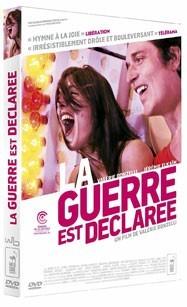 Le DVD de la semaine : La guerre est déclarée de Valérie Donzelli. Avec Jérémie Elkaïm. DVD et Blu-ray. Wild Side Vidéo. 19,99 € :  Génialissime !