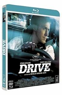 Le DVD de la semaine : Drive de Nicolas Winding Refn. Avec Ryan Gosling, Carey Mulligan, DVD et Blu-ray. Wild Side Vidéo. 19,9 9 € : Génialissime !