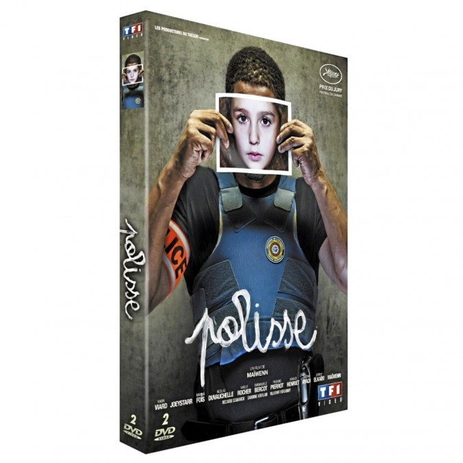 Le DVD de la semaine : Polisse de Maïwenn avec JoeyStarr, Marina Foïs, Nicolas Duvauchelle. TF1 Vidéo. 19,9 9 €.