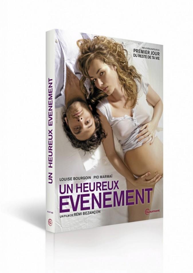 Un heureux événement de Rémi Bezançon avec Louise Bourgoin et Pio Marmaï. DVD et Blu-ray Gaumont. 19,99 € : Génialissime !