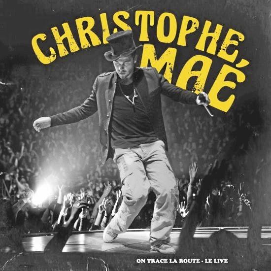 Le CD de la semaine: Christophe Maé