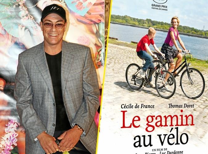 Jean-Claude Van Damme, on lui conseille: Le gamin au vélo, Diaphana. 19,99€