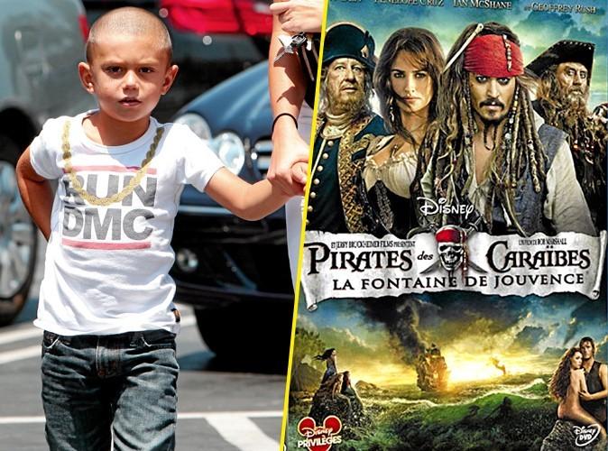Kingston Rossdale, on lui conseille: Pirates des Caraïbes 4: La fontaine de jouvence, DVD Disney, 15€