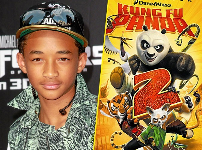 Jaden Smith, on lui conseille: Kung Fu Panda 2, DVD Paramount Home Entertainment. 19,90€