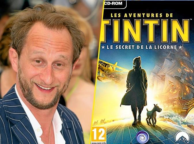 Benoît Poelvoorde, on lui conseille : Tintin et le secret de la Licorne, jeu Nintendo 3DS, Ubisoft. 40 €.