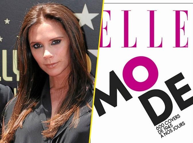 Victoria Beckham, on lui conseille : Elle Mode, 600 covers,Éditions Glénat. 49 €.